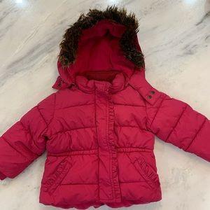 Girls GAP puffer coat